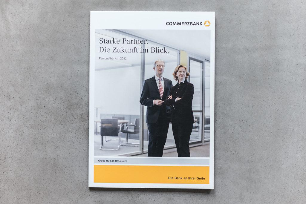 Commerzbank Personalbericht